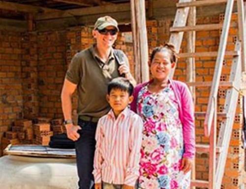 Architects Visit Cambodia